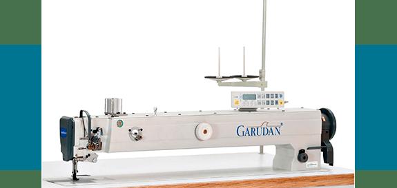 Промышленные швейные машины Garudan с удлиненным верхним рукавом 1,2-игольные серии GF=138/238