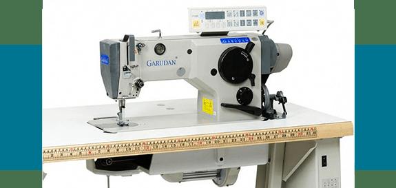 Промышленная швейная машина зигзаг Garudan серии GZ-527