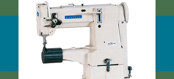 Одноигольная рукавная швейная машина Garudan GC-319-443H