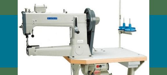 Одноигольная рукавная швейная машина Garudan GC-330-543H/L40