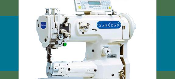 Промышленные рукавные машины Garudan с функцией автоматической обрезки нити серии GC-4319-448
