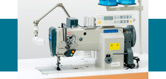 Одноигольные плоские швейные машины Garudan с унисонной подачей серии GF-130/2131