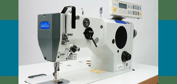 Промышленная швейная машина зигзаг Garudan модель GZ 525-443