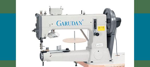 Одноигольная рукавная швейная машина Garudan GC-331-543H/L40