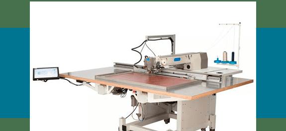 Промышленная швейная машина Garudan с электронным управлением и прямым приводом серии GPS/G-10060
